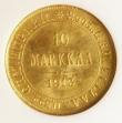 London Coins : A143 : Lot 909 : Finland 10 Markka 1913 NGC MS65