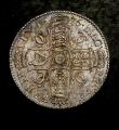 London Coins : A144 : Lot 1616 : Halfcrown 1676 Standard 1 in date, as ESC 478 but with E over G in REGNI, unrecorded as such by ESC ...
