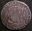 London Coins : A145 : Lot 727 : Scotland 30 Shillings James VI English Arms in first and fourth quarters S.5503 Fine