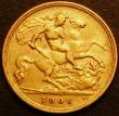 London Coins : A146 : Lot 2263 : Half Sovereign 1906 Marsh 509 Fine