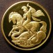 London Coins : A148 : Lot 1774 : Crown 1936 Edward VIII Pattern in Gold by Hearn, listed in 'Unusual World Coins' as X#M2c,...