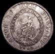 London Coins : A149 : Lot 1980 : Dollar Bank of England 1804 ESC 144 Obverse A Reverse 2 EF and attractively toned, the obverse with ...