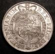 London Coins : A149 : Lot 2194 : Halfcrown 1820 George III ESC 625 UNC with minor cabinet friction