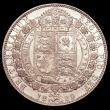 London Coins : A149 : Lot 2219 : Halfcrown 1889 ESC 722 Davies dies 3C with the N of PENSE having the horizontal bar between the firs...