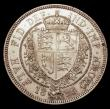 London Coins : A149 : Lot 2221 : Halfcrown 1893 ESC 726 Davies 660 dies 1A UNC and lustrous with some minor contact marks and a small...