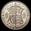 London Coins : A149 : Lot 2266 : Halfcrown 1927 Second Reverse Proof ESC 776 UNC and with much original brilliance, a small toning sp...