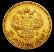 London Coins : A150 : Lot 1174 : Russia 10 Roubles 1902 VF