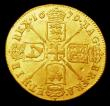 London Coins : A150 : Lot 2192 : Guinea 1679 S.3344 Fine with dull surfaces and with some digs on either side