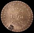 London Coins : A150 : Lot 652 : One Shilling and Sixpence 19th Century Lincolnshire Stamford 1811 Withers 16 Good Fine and attractiv...