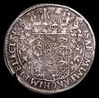 London Coins : A151 : Lot 1011 : German States - Saxony-Albertine Thaler 1631 HI, with U in obverse legend KM#132 strong Good Fine ev...