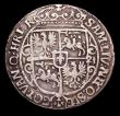 London Coins : A151 : Lot 1134 : Poland Ort 1621 KM#37 NVF/GF struck slightly off-centre