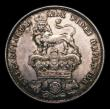 London Coins : A151 : Lot 1595 : Shilling 1825 Lion on Crown, Davies 230, CGS type SH.G4.1825.04 A/UNC with some toning, a little une...