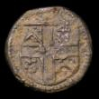 London Coins : A151 : Lot 1779 : 17th Century Oxfordshire, Henly, Edward Steavens Barber-Surgeon's Arms W.102 Fine and bold, wit...