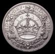 London Coins : A151 : Lot 2255 : Crown 1927 Proof ESC 367 NEF, the reverse with some lamination marks and small spots