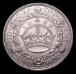 London Coins : A151 : Lot 2277 : Crown 1933 ESC 373 VF with an edge nick and a few small spots