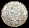 London Coins : A151 : Lot 2668 : Halfcrown 1897 ESC 731, UNC and lustrous, a most attractive example