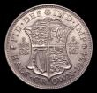 London Coins : A151 : Lot 2698 : Halfcrown 1934 ESC 783 UNC with a small spot by IND