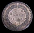 London Coins : A151 : Lot 2755 : One Shilling and Sixpence Bank Token 1811 Proof ESC 970 NGC PF65, we grade UNC toned with some light...