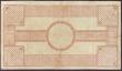 London Coins : A151 : Lot 317 : French Somaliland (Djibouti) 100 francs dated 1920 series No.O.6 207, Pick5, pinholes, Fine+