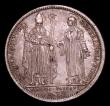 London Coins : A152 : Lot 1249 : Italian States - Papal States 30 Baiocchi 1830R Pius VIII KM#1100 EF the reverse with a couple of da...