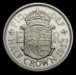 London Coins : A152 : Lot 2976 : Halfcrown 1953 Proof. Obverse 1 Reverse A. Obverse 1 :- I of DEI points to a space weakly struck por...
