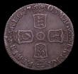 London Coins : A152 : Lot 3392 : Sixpence 1703 VIGO ESC 1582 VF with some contact marks and thin scratches