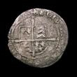 London Coins : A153 : Lot 1914 : Groat Edward VI First Period base issue, Southwark mint, S.2456 mintmark -/E, 2.01 grammes, Fine for...