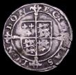 London Coins : A153 : Lot 1922 : Groat Henry VIII Posthumous issue in base silver, Southwark Mint, S.2404 mintmark E with crescents i...