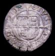 London Coins : A153 : Lot 2091 : Base Penny Philip and Mary S.2510A Fine with some small edge cracks, rare
