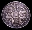 London Coins : A153 : Lot 2282 : Shilling 1723 French Arms at date ESC 1177 VG with some smoothing to the edge, rare
