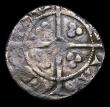 London Coins : A154 : Lot 1658 : Penny Richard II York Mint, VG and short of flan, so exact attribution not possible