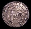 London Coins : A154 : Lot 1669 : Shilling 1651 Commonwealth, No Stops on obverse, ESC 983B,  Good Fine or better with a pleasing old ...
