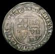 London Coins : A154 : Lot 1690 : Shilling James I Third Coinage Sixth Bust S.2668 mintmark Lis Fine with a small edge chip, comes wit...
