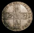 London Coins : A154 : Lot 2128 : Halfcrown 1698 DECIMO ESC 554 A/UNC slabbed and graded CGS 70
