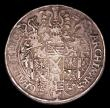 London Coins : A154 : Lot 795 : German States Saxony-Albertine Thaler 1586 HB MB#251 VF/NVF an excellent portrait coin