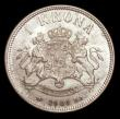 London Coins : A155 : Lot 2351 : Sweden Kronor 1904 AU/Unc KM760