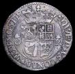 London Coins : A156 : Lot 1355 : Scotland Six Shillings Charles I S.5771 Thistle before legend, F over Crown Fine/Good Fine and nicel...