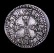 London Coins : A156 : Lot 1389 : Swiss Cantons - Chur Bluzger 1724 KM#131 VF, struck around 5% off centre