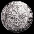 London Coins : A156 : Lot 1391 : Swiss Cantons - Zug Half Thaler 1620 KM#28 Fine with some dirt in the legends