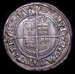 London Coins : A156 : Lot 1810 : Sixpence Elizabeth I 1568 Fourth Issue, Intermediate Bust 4B, S.2562 EF with some lustre, an excepti...