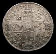London Coins : A156 : Lot 2586 : Shilling 1708 Second Bust, Roses and Plumes ESC 1146 Fine, slabbed and graded LCGS 25, scarce