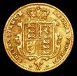 London Coins : A157 : Lot 2313 : Half Sovereign 1866 Marsh 442 Die Number 19 Near Fine with some surface corrosion