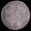 London Coins : A157 : Lot 2393 : Halfcrown 1693 ESC 519 VF toned