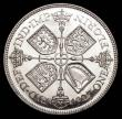 London Coins : A157 : Lot 3467 : Florin 1927 Proof ESC 947 practically FDC retaining full mint lustre