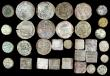 London Coins : A158 : Lot 1653 : Umayyad of Spain, Dirhams (9), al-Andalus 197h, 366h, 400h, Madinat al-Zahra 340h(2), 343h(2), 353h(...