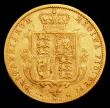 London Coins : A158 : Lot 2093 : Half Sovereign 1885M Marsh 475 VG or slightly better, rated R5 by Marsh with a mintage of just 11,00...