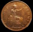 London Coins : A158 : Lot 2313 : Halfpenny 1936 VIP Bronze Proof/Proof of record Freeman 427 dies 3+B in a PCGS holder and graded PR6...