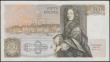 London Coins : A159 : Lot 1524 : Fifty Pounds Somerset B352 issued 1981 first run series A01 112901, Sir Christopher Wren on reverse,...
