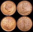London Coins : A159 : Lot 3039 : Ceylon (3) 50 Cents 1893 KM#96 EF and lustrous with some contact marks, One Cent (2) 1901 KM#92 Lust...