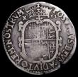 London Coins : A159 : Lot 655 : Shilling Philip and Mary 1554, Full titles, with mark of value, S.2500 VG with an edge nick and smal...